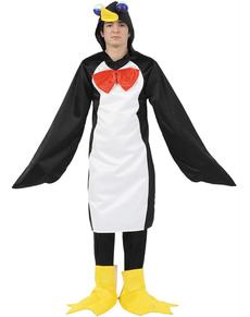 Pinguin Kostüm für Erwachsene