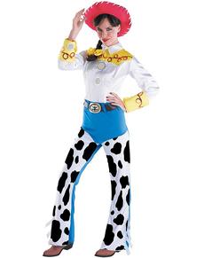 Erwachsenenkostüm Deluxe Jessie aus Toy Story