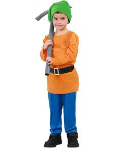 Wald Zwerg Kostüm für jungen