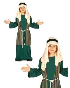 Josef Kostüm grün für Jungen