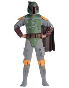 Kostüm Boba Fett Deluxe
